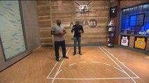 Shaquille O'Neal et Kevin Garnett parlent de l'évolution des big men