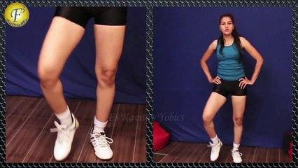 Slow Motion Exercise to Reduce Weight  II धीमी गति के व्यायाम से वज़न घटायें II By Kavita Nalwa II
