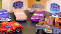 Disney Toy Cars Mater 39 s Tall Tales with Lightning McQueen Dusty Crophopper Planes 2 Fire
