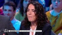 """""""Le Grand Journal"""" : Mazarine Pingeot n'en a """"rien à foutre"""" des critiques de Karine Le Marchand (Vidéo)"""