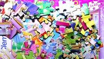 Disney PRINCESS Jigsaw Puzzle Games Clementoni Puzzles De Kids Toys Rompecabezas