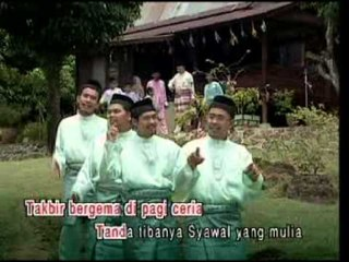 PANORAMA HARI RAYA - ALIFBATA & ALIFFILAYA [Official MV]