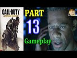 Call of Duty Advanced Warfare Walkthrough Gameplay Part 13 Campaign Mission 12 COD AW Lets Play