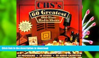FREE [DOWNLOAD] CBS s 60 Greatest Old-Time Radio Shows Radio Spirits For Ipad