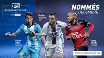 Joueur du mois de décembre : Valbuena, Lopez et Briand nommés