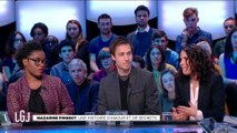Le grand journal, Canal + : Mazarine Pingeot tacle à nouveau Karine Le Marchand