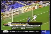 28.09.1999 - 1999-2000 UEFA Champions League Group E Matchday 3 Real Madrid 3-1 FC Porto