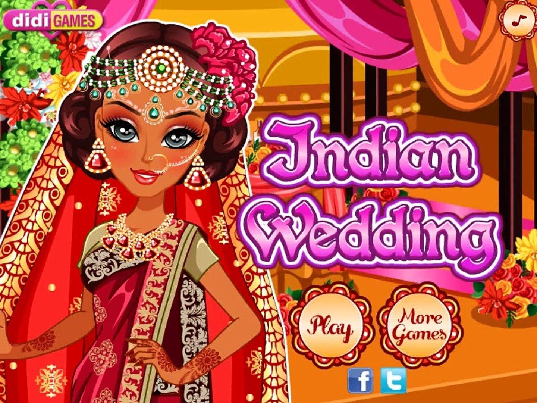 Идеальный индийская свадьба Лучший Детские игры для девочек