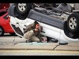 Accident de voiture mortel en direct - Caméra de surveillance [Sécurité]+18 partie 10