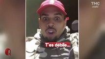 Gros clash entre Soulja Boy et Chris Brown - ZAPPING PEOPLE DU 13/01/2017