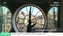 Restauration de l'horloge de la gare Saint-Paul (Lyon)