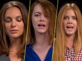 """Public Buzz : Emma Stone, Natalie Portman, Amy Adams... chante """"I Will Survive"""" avant l'arrivée de Trump au pouvoir !"""