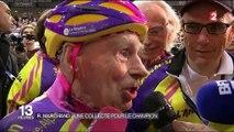 Robert Marchand : une collecte pour le champion de 105 ans