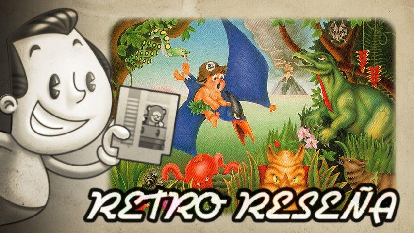 Adventure Island II - Retro Reseña