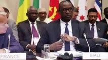 Sommet Afrique-France: Rencontre des ministres
