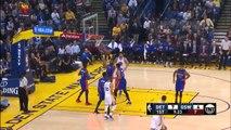 Stephen Curry Scores 24 pts - KD Scores 25 pts - KlayThompson adds 23 points - Warriors vs Pistons - Jan 12, 2017 NBA [HD ]