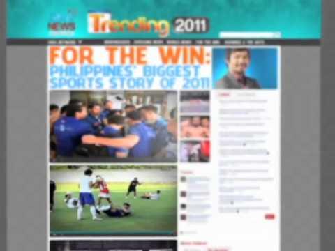 Pinakamalaking sports stories ng taon sa 'Trending 2011'