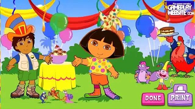 Dora lExploratrice Dora the Explorer episodes game Silly Costume Maker over 5IfJ0cQVoac
