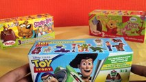 Disney Toy Story Surprise Egg Unboxing Opening Buzz Lightyear Woody Jessie Mr Potato Head Toys
