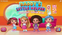 Daddys Little Helper - Lets Help Daddy Clean Up & Learn   Fun & Educational Kids Games