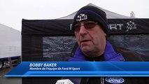 Rallye Monte-Carlo : L'écurie Ford M Sport se prépare au parc d'assistance à Gap