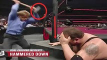 WWE OMG_Funny Moments Best Of All Time 2016 Part 2 -- BLOODY MOMENTS -- WWE SHOCKING MOMENTS