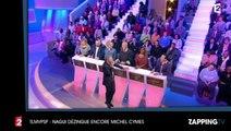 TLMVPSP : Nagui dévoile un dossier gênant sur Michel Cymes (déo)