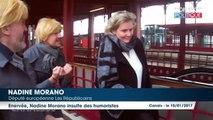 Nadine Morano, agacée, insulte des humoristes de Canal+adeaux présidentiels offerts par la France aux Etats-Unis : Nicolas Sarkozy a été le plus généreux