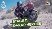 Stage 11 - Dakar Heroes - Dakar 2017