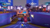 Disney Pixar CARS 2 1080p HD - Radiator Springs Francesco Bernoulli Cars Gameplay And Car Races