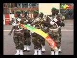 Lutte contre le terrorisme: Visite d'amitié du président Guinéen Alpha Conde a Bamako