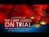 Day 11 of the Impeachment Trial of Chief Justice Renato Corona