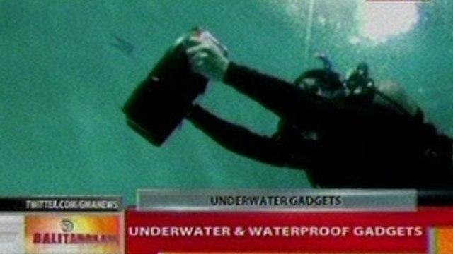 BT: Underwater & waterproof gadgets