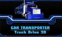 Car Transporter Truck Drive 3D - Android Gameplay HD