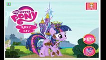 My Little Pony Rainy Day - Cartoon Video Game For Kids