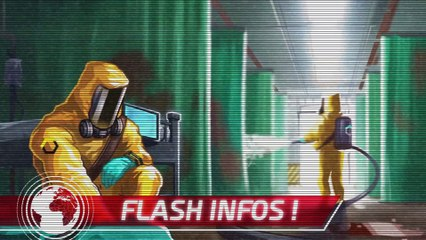 Quarantine : Trailer d'annonce FR
