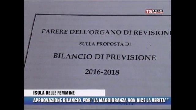 BILANCIO   DI PREVISIONE  2016 STRISCE BLU     IL FALLIMENTO DEL SINDACO STEFANO BOLOGNA