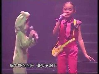 [四俏伶] 走在铁路旁 -- 儿童艺能全国大赛 2011 (Official MV)