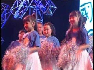 舞蹈竞艺: 同一个梦想 -- 儿童艺能全国大赛 2012 (Official MV)