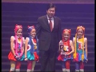 成绩揭晓&颁奖 -- 儿童艺能全国大赛 2011 (Official MV)
