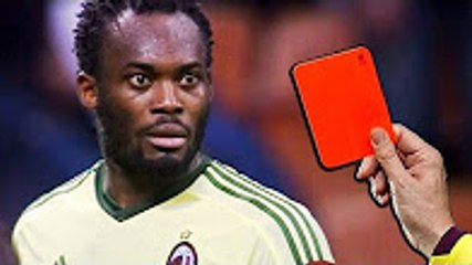 Best Funny Red Cards in Football History