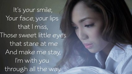 Jona - You (My Ex and Why's OST) Lyrics