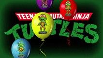 Teenage Mutant Ninja Turtles ABC Song Alphabet Song ABC Nursery Rhymes ABC Song