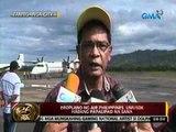 24 Oras: Eroplano ng Air Philippines, umusok habang papalipad na sana