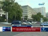 Flash Report: PDIC, nag-takeover na sa pamamahala ng Export & Industry Bank (042712)
