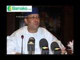 Mamadou Igor Diarra, lors de la revue annuelle des projets de l'UEMOA au Mali