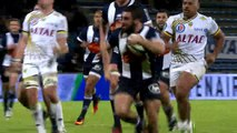SITE OFFICIEL STADE MONTOIS RUGBY - RESUME AGEN vs SMR