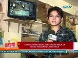 UB: Sako-sakong bigas, natangay mula sa isang tindahan sa Maynila