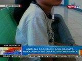 NTG: 6 na taong gulang na bata sa Ilocos Norte, nakalunok ng 5 pisong barya