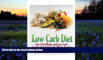 Audiobook Low Carb Diet: Low Carb Meals and Low Carb Snacks That Satisfy the Whole Family Linda
